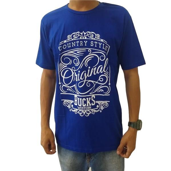 Camiseta Bucks Western - 17