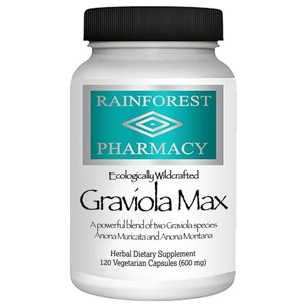 Graviola Max - Rainforest Pharmacy