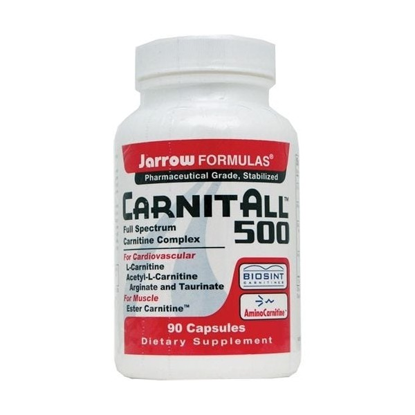 CarnitAll 600 , Complexo de Carnitina Full Spectrum