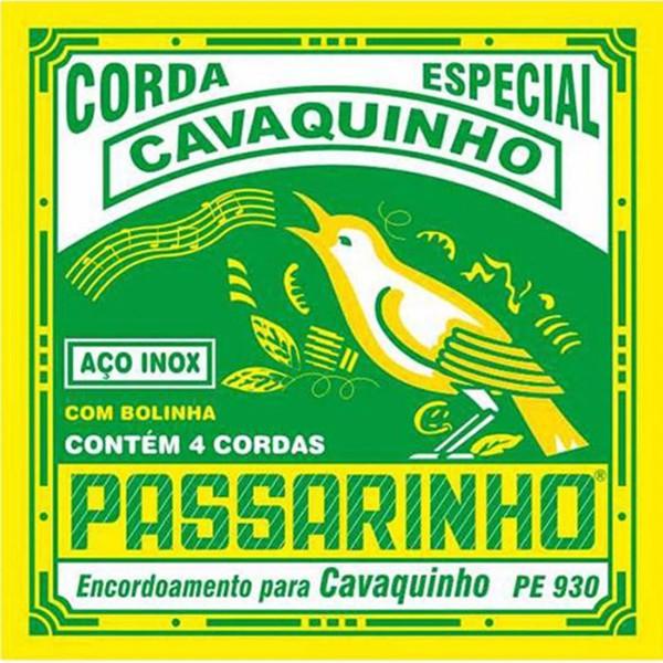 Cordas Para Cavaquinho (conjunto)