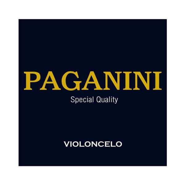 Encordoamento Para Violoncello Paganini