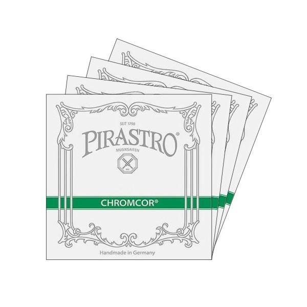 Encordoamento Para Violino Pirastro Chromcor