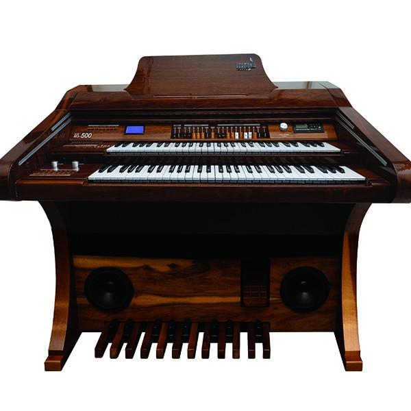 Orgão Eletrônico Harmonia Hs-500