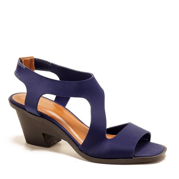 Sandália Neoprene Azul Royal