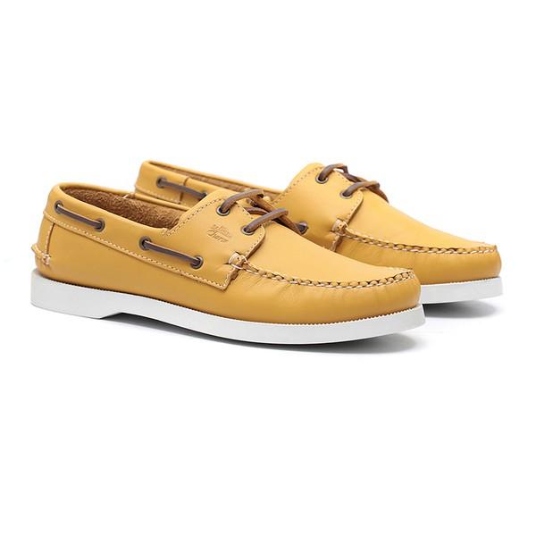 Deckshoes Feminino Veleiro Amarelo Samello