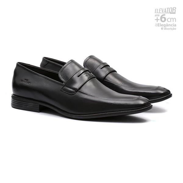 Sapato Elevator Lauro Preto Loafer Samello