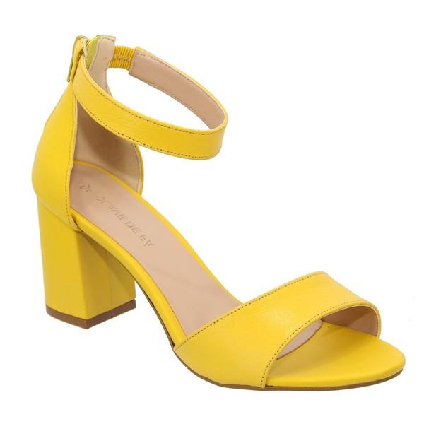 Sandalia Clave De Fa Lemon
