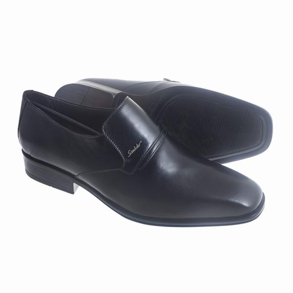 Sapato Social Sândalo Bourbon Preto
