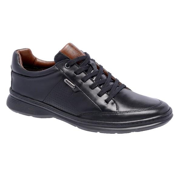 Sapato Sândalo Bronx Pelica Preto