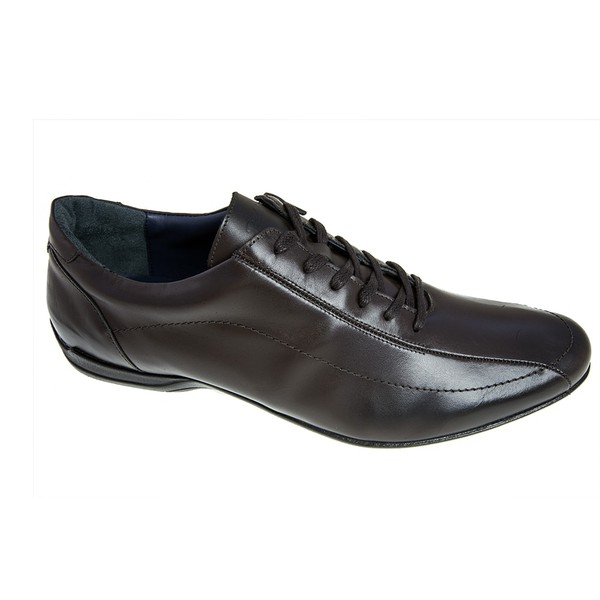 Sapato Casual Sândalo Fog Marrom