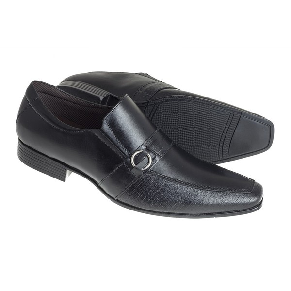 Sapato Sândalo Social Meducci Black