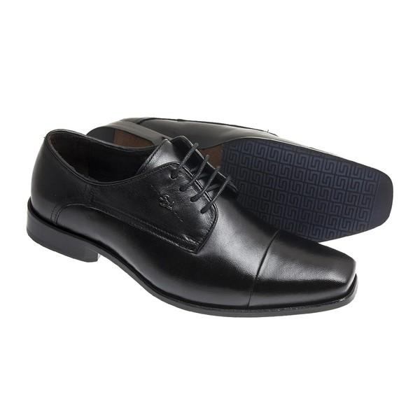 Sapato Social Sândalo Premium Black