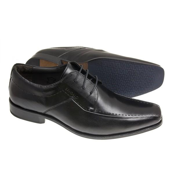 Sapato Social Sândalo Premium Preto