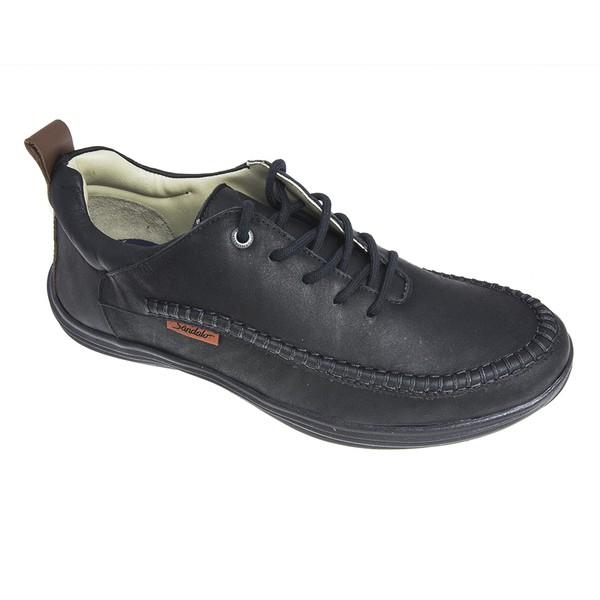 Sapato Sândalo Confort Toronto Black