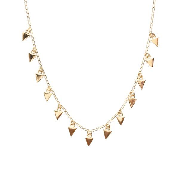 Colar Trindade Gold|Coleção Prisma