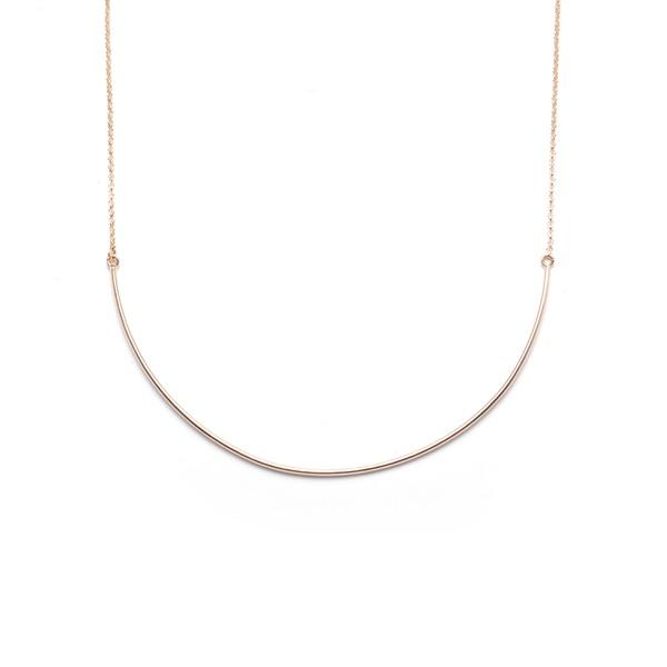 Colar Minimal Gold|Coleção Tribus