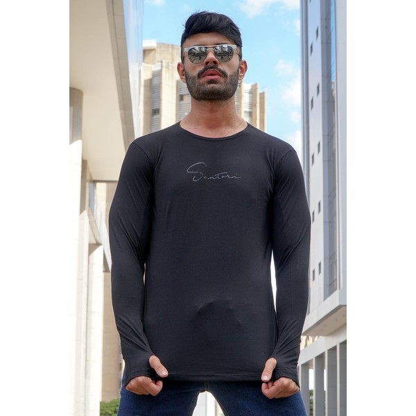Blusa Pride Black