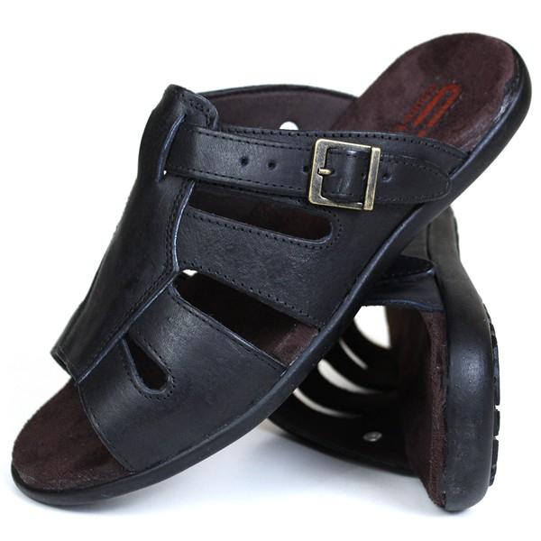 Sandália C10 masculina preta 900rp