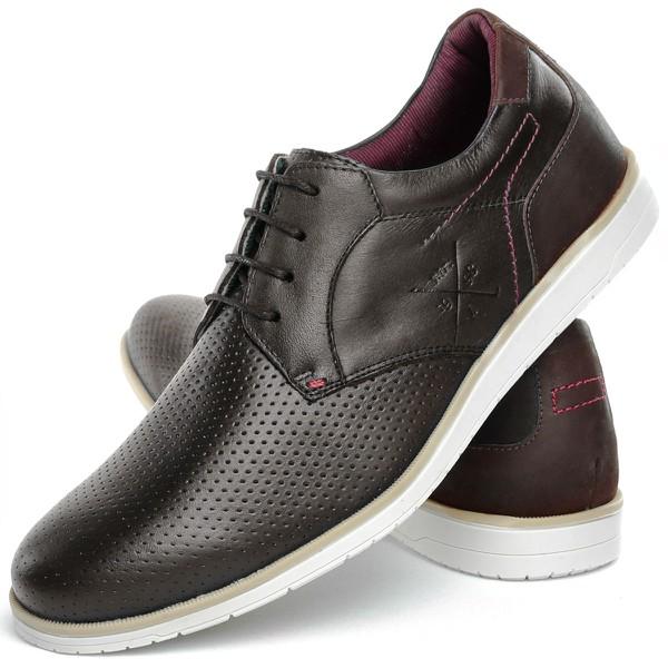 Sapato casual Oxford