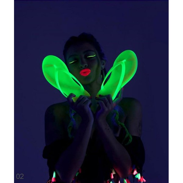 Kit Neon Verde /