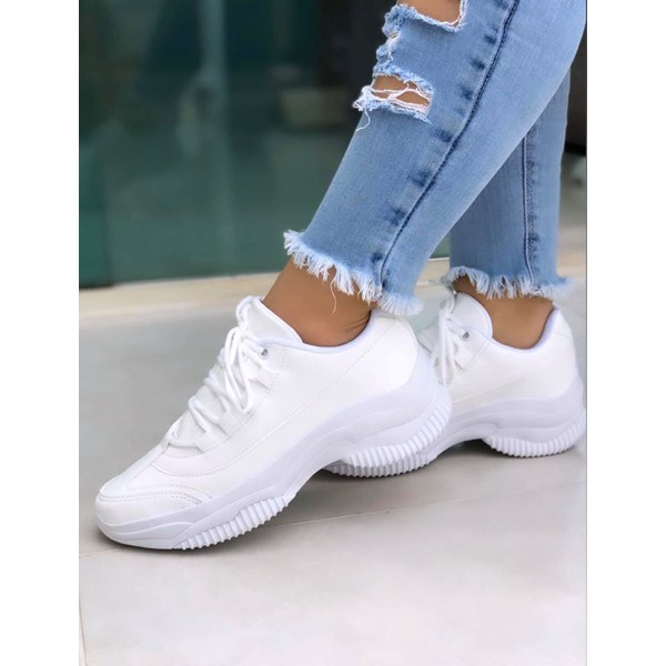Tênis Like Branco