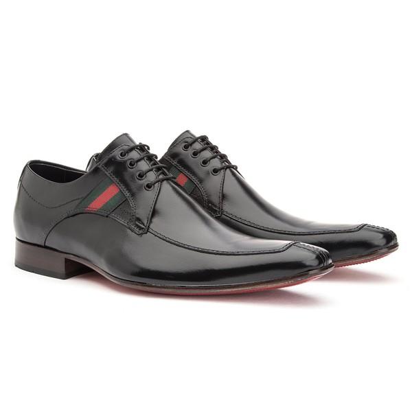 Sapato Social Derby Preto