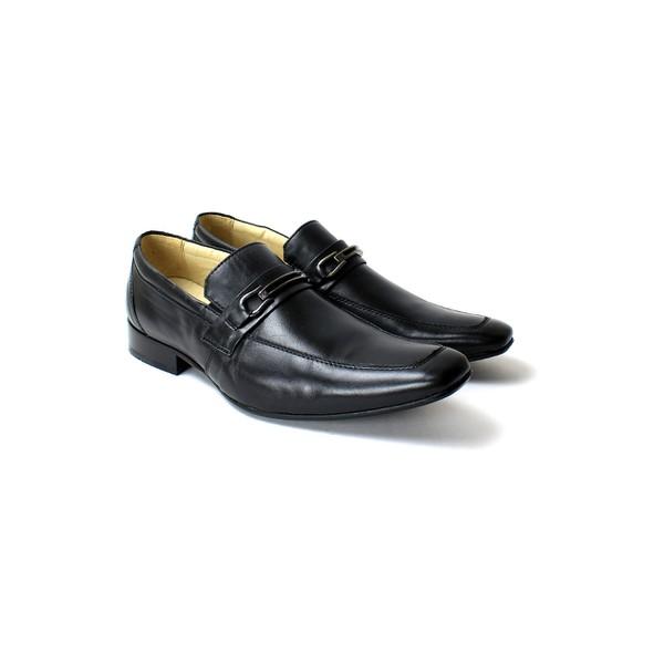 Sapato Social Tradicional em Couro