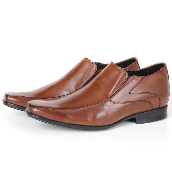 Sapato Up de Calçar em Couro Bronze Savelli (Solado de Couro)