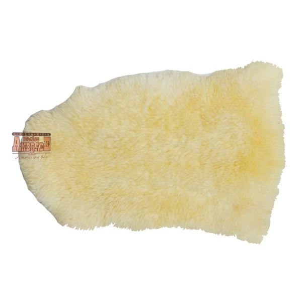 Pelego Natural De Carneiro Branco