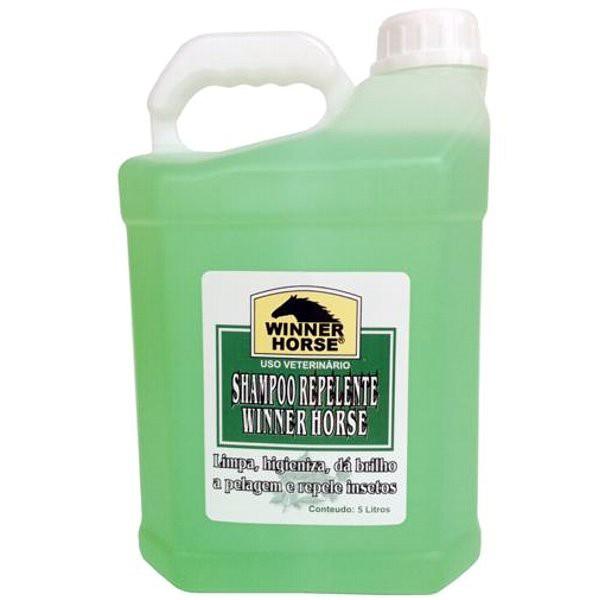 Shampoo Repelente - 5 Litros