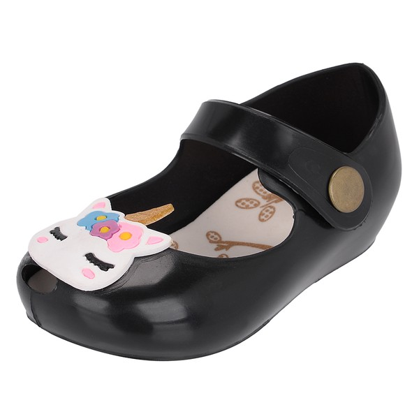 Sapatilha My Little Pony Carinha Infantil Preta