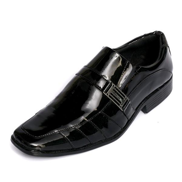 Sapato Social Masculino de Verniz Selten