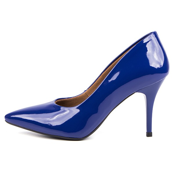 SCARPIN FACTOR FASHION SALTO MEDIO- KLEIN