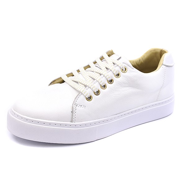Casual Feminino Shoes Grand 9610/1 Branco