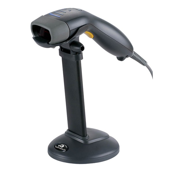 Leitor de Código de Barras Laser S500 USB Preto