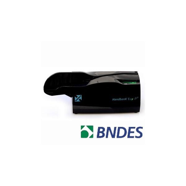 Leitor de DOC Cod/Barras e Cheque CMC7 Handbank ECO 10 USB