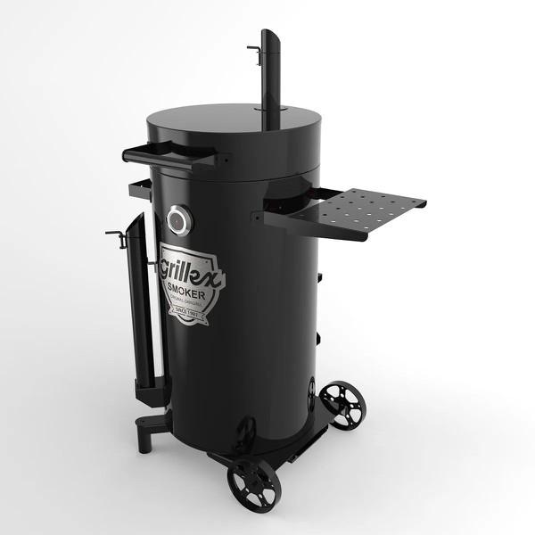Grillex Drum Smoker Preto
