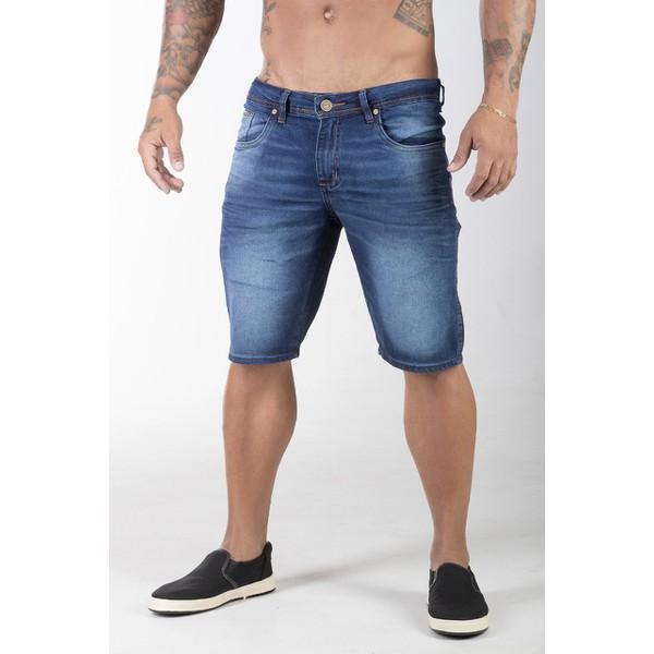 BERMUDA Lacoste Jeans Azul