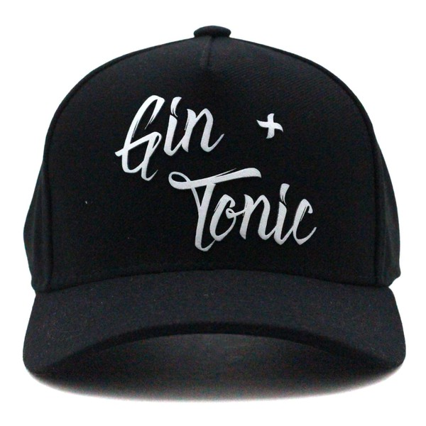BONE GIN TONIC PRETO