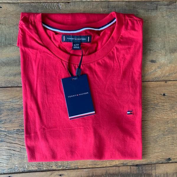 Camiseta TH Vermelha