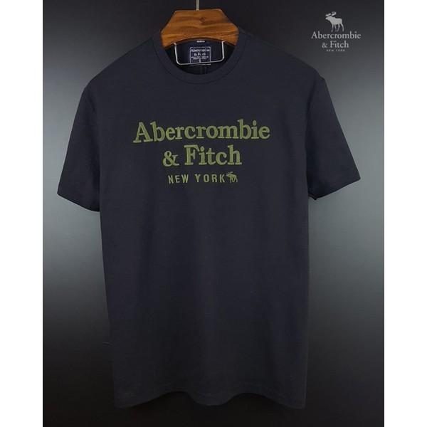 Camiseta Abercrombie Preta