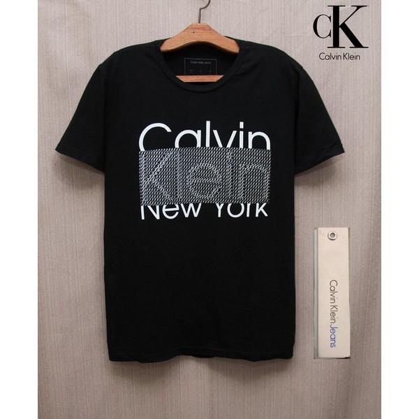 Camiseta Calvin Klein Preta New York