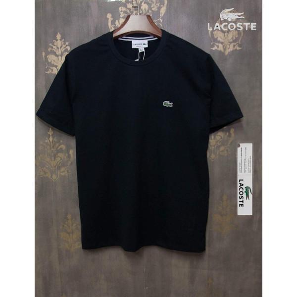Camiseta Lacoste PRETA BASICA
