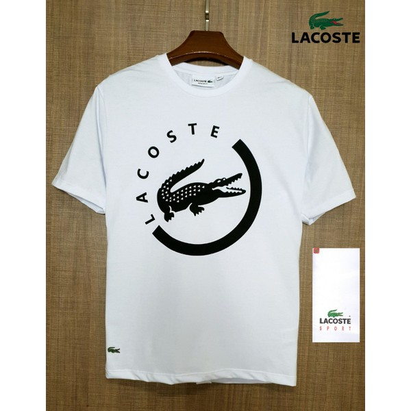 Camiseta Lacoste BRANCO 2