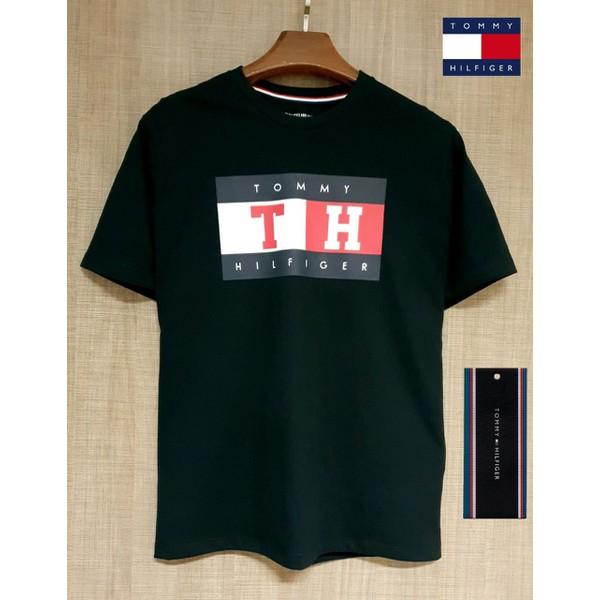 Camiseta TOMMY TH PRETA 2