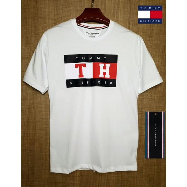 Camiseta TOMMY TH BRANCO 2