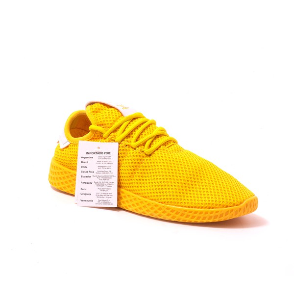 TENIS ADIDAS PHARREL WILLIAMS AMARELO