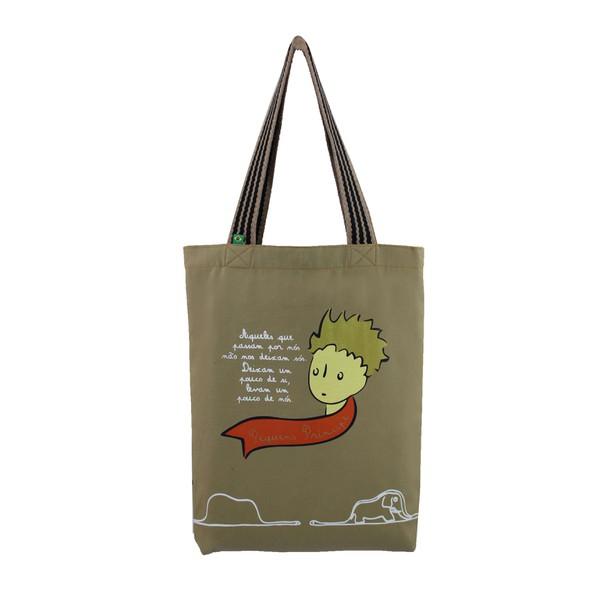 Bolsa Pequeno Príncipe Cru