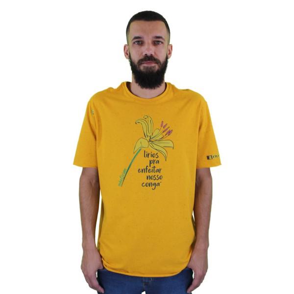 Camiseta Oxum Amarela