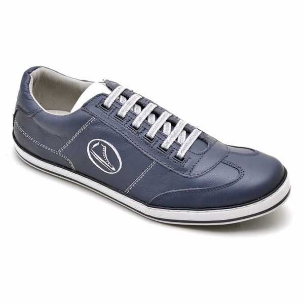 Sapatênis Top Franca Shoes Azul